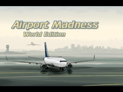 Teaser: Airport Madness World Edition