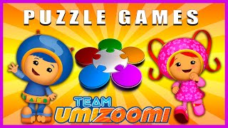 Surprise Show!!! Puzzle - Umizoomi. Собираем пазл - Умизуми новый мультик пазл!!!