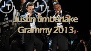 Download Lagu Justin Timberlake - The Grammy Awards 2013 HD Gratis STAFABAND