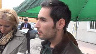 video I radicali foggiani dell'associazione Maria Teresa Di Lascia in prima linea nella battaglia per l'indulto e l'amnistia contro l'affollamento e le condizioni disumane nelle carceri italiane:...