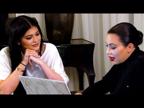 Kim Kardashian Warns Kylie Jenner About Working With 'Perfectionist' Kanye West
