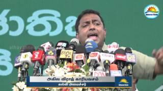 Failed Rajapaksa's Capitalism : Akila Viraj