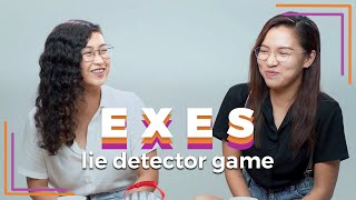 Exes Play a Lie Detector Drinking Game | Filipino | Rec•Create