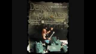 Watch Demons  Wizards Gallows Pole video