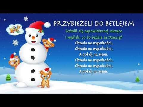 Przybieżeli Do Betlejem - Polskie Kolędy - Karaoke