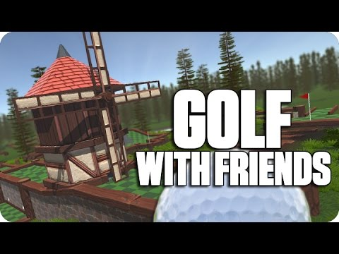 ¡HOYO EN UNO BABY! | GOLF WITH FRIENDS Con  Sara, Luh Y Exo