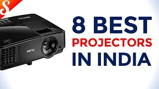8 Best Projectors in India with Price - Use in Home Theatre, Office or School
