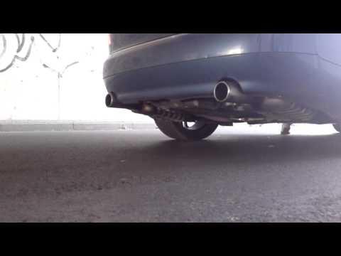 Audi A4 B6 2.4 V6 Soundcheck