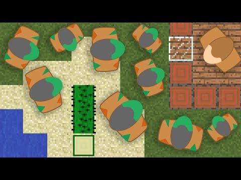 ВЫЖИВАНИЕ на Minecraft Карте с ЗОМБИ