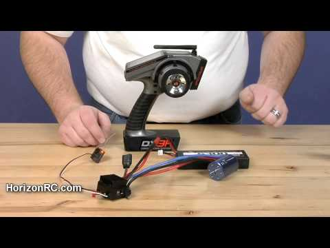 HorizonRC.com How To - Program Your Dynamite Fuze Brushless System
