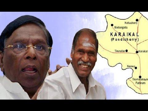 Opinion Polls 2016 : Congress-DMK Alliance To Win In Puducherry