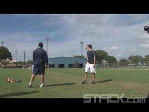 Tigers Justin Verlander Med Ball Football Exercise Howto Video