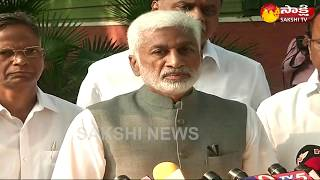 YSRCP Leaders Express Grief over Atal Bihari Vajpayee's Demise - Watch Exclusive