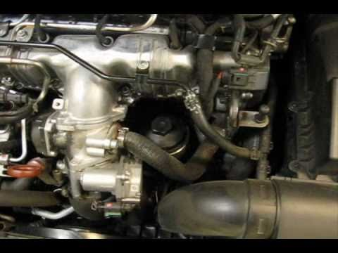 2009 VW Jetta TDI - Engine Oil Change