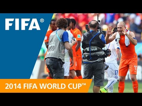 Sony's Ultra High Def 4K at the World Cup