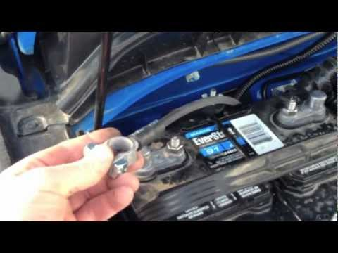 FJ Cruiser DIY Dual Battery