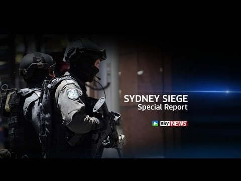 Special Report: How The Sydney Siege Unfolded
