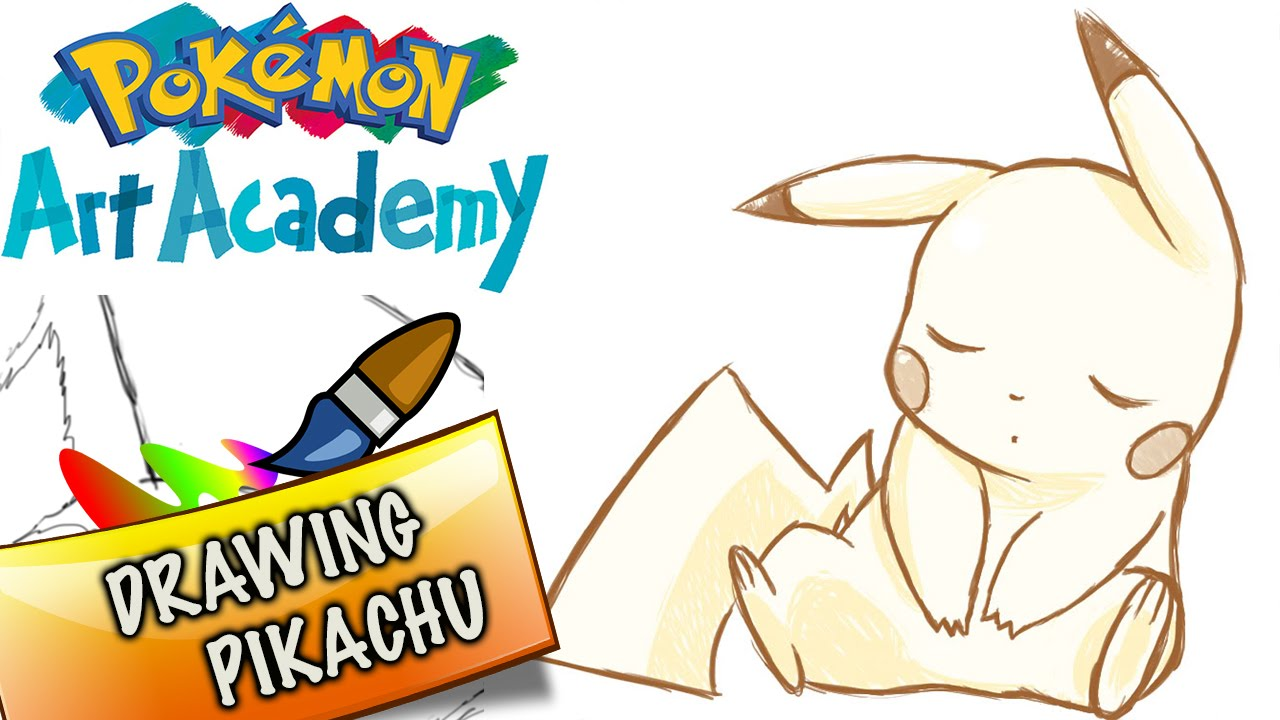 Pokemon Art Academy Fennekin Pokemon Art Academy 3ds