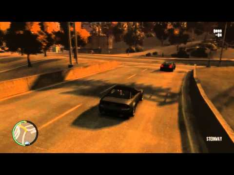 Gta Iv Gameplay video