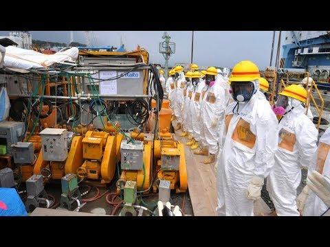 Fukushima. ¿Agua radioactiva al océano?