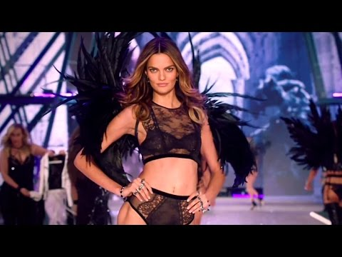 Barbara Fialho Victoria's Secret Runway Walk Compilation 2012-2016 HD