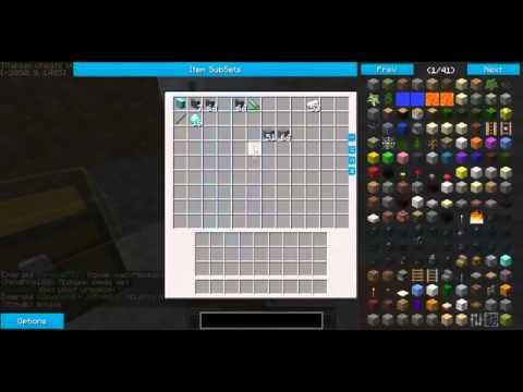Как сделать запрещенный предмет в minecraft