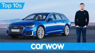 New Audi A6 Avant 2019 revealed - is it the 'smartest' estate car ever?