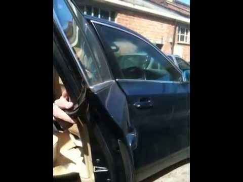 How To Remove Bmw 5series Door Handle By Samson Youtube