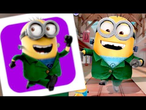 Frankenstein Minion!!! (new Halloween Minion) Despicable Me: Minion Rush Gameplay (ios, Android) video
