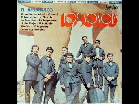 Mix LOS SONORS LOS ARAGON LOS PENTAGONOS en los 60s 19 canciones