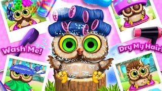 Baby Games for Kids - Baby Animal Hair Salon - Newborn Hatch & Haircut Kids Games