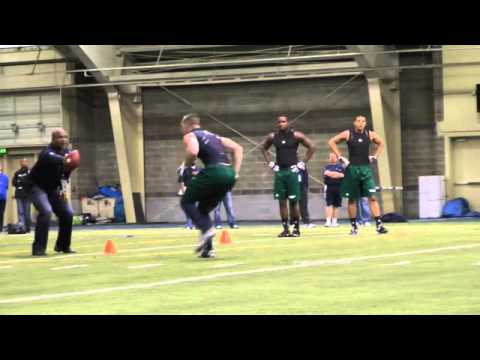 ND Pro Day - Harrison Smith