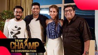 Team Chaamp | Special Coverage | Dev | Rukmini | Raj Chakraborty | Indranil Roy | Sangeet Bangla