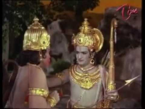 Sri Ramanjaneya Yuddham - Full Length Telugu Movie - N.T.R -...