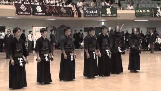 「関東学生剣道優勝大会」[前編]