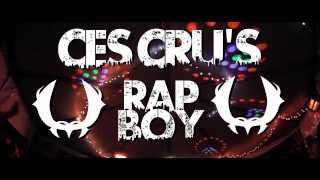 CES Cru - Rap Boy Freestyle