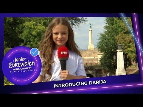 Introducing: Darija Vračević from Serbia