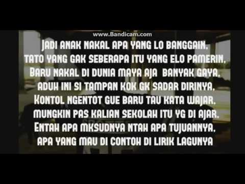 download lagu ONE KHALIFA Diss BAD - Young Lex ft. Awkarin gratis