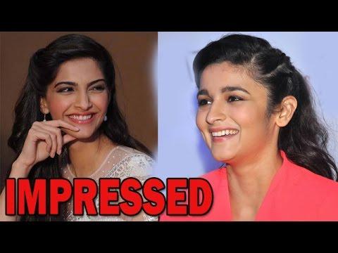 Sonam Kapoor auditioned Alia Bhatt! | Bollywood News