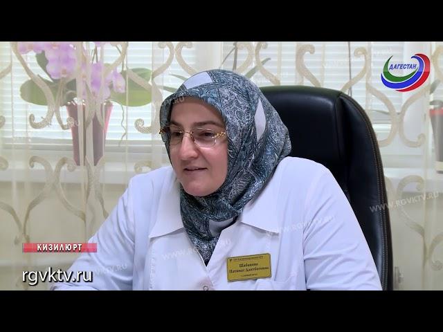 В республике успешно реализуется программа «Земский доктор»