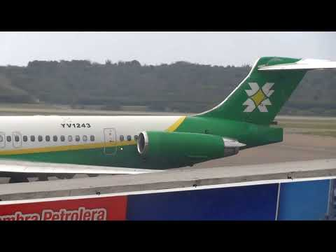 Simon Bolivar International Airport Spotting May 2012 RE EDIT