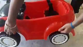ASSEMBLING OF BABY CAR 5110 ,BABY CAR,BABY VEHICLE,I NET