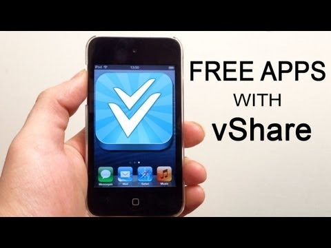 Download vShare for iOS 11/10 - Free vShare Download