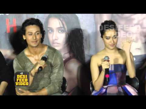 Baaghi Official Trailer Launch | Tiger Shroff & Shraddha Kapoor - Full Interview