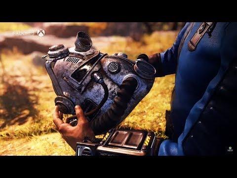 Fallout 76 - Официальный Трейлер Е3 2018