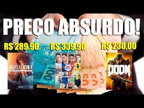 JOGOS DE PC COM PREÇOS ABSURDOS