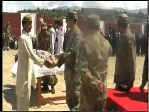 waziristan people and pak army  2011 to give wazir people