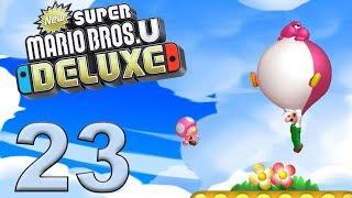 New Super Mario Bros U Deluxe: Part 23 - This Level Sucks