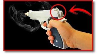 Nunca Vi Una Pistola Casera Hacer Esto... | Pablo Inventos