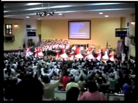Casa de Oracion - Cristo te amo M7